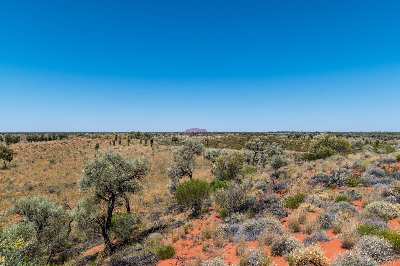 Outback in Australien
