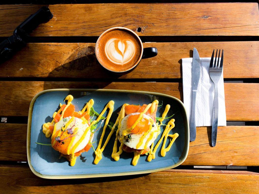 Essen und Trinken in Neuseeland
