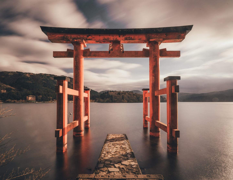Sightseeing bei Work & Travel in Japan