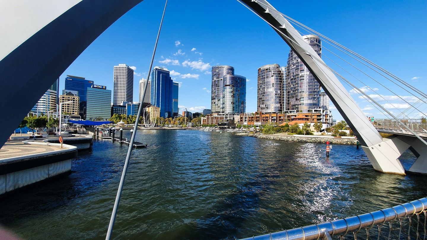 Work & Travel in Perth